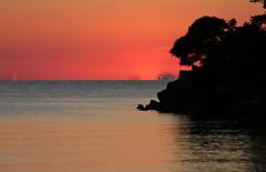 . . . Gone. (craigsanders429) Tags: sunsetphotography sunsets sunset lakeerie lakeerieinohio greatlakes water lakes sunsetcolors red orange yellow catawbaisland catawbaislandstatepark