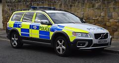 AE13CKV (Cobalt271) Tags: ae13ckv northumbria police volvo xc70 arv d5 proud to protect livery