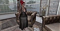 Peanut Buttah ::Things We Left Behind:: (stylizedchaos) Tags: theannex tlc envogue bensboutique joker suicidegurls cosmeticfair bc genre punch fashion hair slevents secondlife