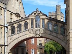 Bridge of Sighs (D-Stanley) Tags: bridgeofsighs oxford england hertford college