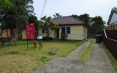 122 WILBUR STREET, Greenacre NSW