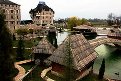 Stanisici (Perspective Detective) Tags: architecture buildings europe village balkans eastern ethno republikasrpska stanisici bjeljina republicpfserbia