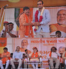 Presented here are the photographs of Cricketer Irfan Pathan in Gujarat BJP campaign at Kheda with Chief Minister Shri Narendra Modi