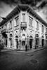Limassol (big andrei) Tags: leica old bw house building grain cyprus limassol m9