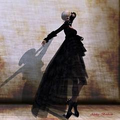 Spikes and laces.... (Alethia Bonham) Tags: ezura