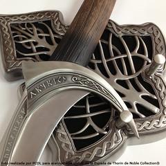 Espada-de-Thorin-Oakenshield-the-hobbit-noble (Acero y Magia) Tags: hobbit espada noble thorin oakenshield