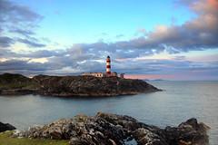 Eilean Glas Lighthouse, Scalpay, Outer Hebrides (iancowe) Tags: lighthouse night evening scotland twilight dusk scottish stevenson remote harris outer minch isle eilean glas hebrides gloaming scalpay northernlighthouseboard nlb lighthousetrek wbnawgbsct