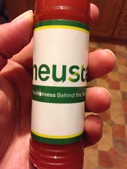 Spicing up dinner with Neustar