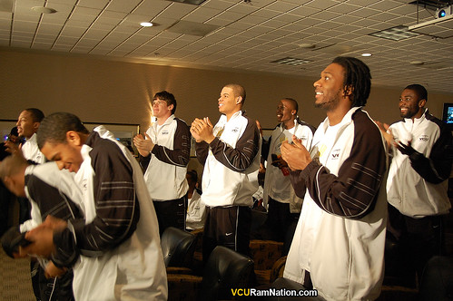 VCU Selection Sunday