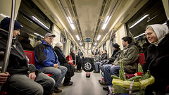 Matyee - 354+1 [365+1] (filin ilia - aliyo.hu) Tags: wild urban public subway weird dance crazy break upsidedown budapest wierd hiphop