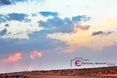 منتزهات الغضا (6)-غروب الشمس (Ebtehal Ibrahim) Tags: canon البر عنيزة الغضا