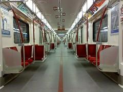 030sh (citatus) Tags: christmas morning toronto canada station train subway blackberry ttc yonge bloor 9900 bold 2012