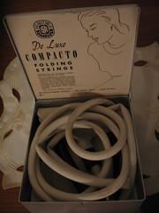 Incredible HY DA WAY or COMPACTO SYRINGE (Lombardarella) Tags: old museum vintage antique enema lavement vtg