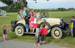 "14 Model A Ford- kids eh! • <a style=""font-size:0.8em;"" href=""http://www.flickr.com/photos/36398778@N08/8311177063/"" target=""_blank"">View on Flickr</a>"