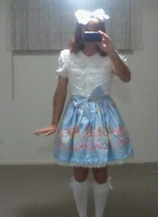 SL2 (shellyanatine) Tags: crossdressing sissy sweetlolita petticoating brolita