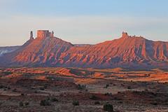 A Cool Desert Morning (HeilanSodger) Tags: utah moab desertfloor