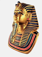 Funerary Mask (nennass1) Tags: africa new old houses wallpaper portrait sculpture house color colour art history archaeology beautiful face poster dead gold book golden design ancient king cobra mask image crystal head antique background postcard chest famous tomb columns decoration egypt royal kingdom nobody scene upper human kings valley egyptian pharaoh burial historical colored crown shoulders mummy gilded ancientcivilization legend mummies isolated artifacts dynasty engraved tutankhamen eternal protected tutankhamun egyptology hieroglyph gemstone hieroglyphic clippingpath kheper funeary iconographi incarnates enhaton