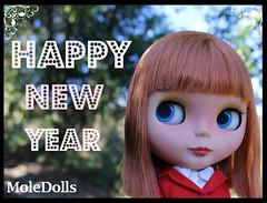 Happy New Year ♥ Feliz Año Nuevo
