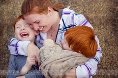Ryan, Cody & I (tanya_little) Tags: family winter boy portrait woman cold cute love smile canon outside outdoors person togetherness ginger washington hug close pavement brother small 28mm january young mother naturallight son lookingup redhead driveway together laugh ponytail closeness embrace redhair f28 bonding gigharbor hairup 2013 t2i tanyalittle