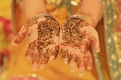 Wedding (Srosh) Tags: pakistan colorful colours henna mehndi hennatattoos traditionalwedding primelens indianbride nikkor50mm14 pakistanibride desiwedding pakistaniculture pakistaniphotographer littledetails southasianwedding nikond7000 mehndifunction
