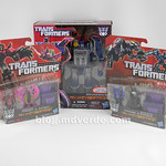 Transformers Soundwave Voyager - Generations Fall of Cybertron - caja vs Minions thumbnail