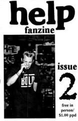 Help (Punk Hardcore Fanzines) Tags: fanzine zine punk rock hardcore 80s 90s thrash straightedge punkrock hardware boilingpoint suburbanvoice flipside mrr magazine change changezine noidea punkplanet extent antimatter nyhc publication underground indie written blog hardcorepunk punkrocker writer editor published indierock newsprint photocopied punkmusic hardcoremusic hardcorezine hardcorefanzine punkzine punkfanzine