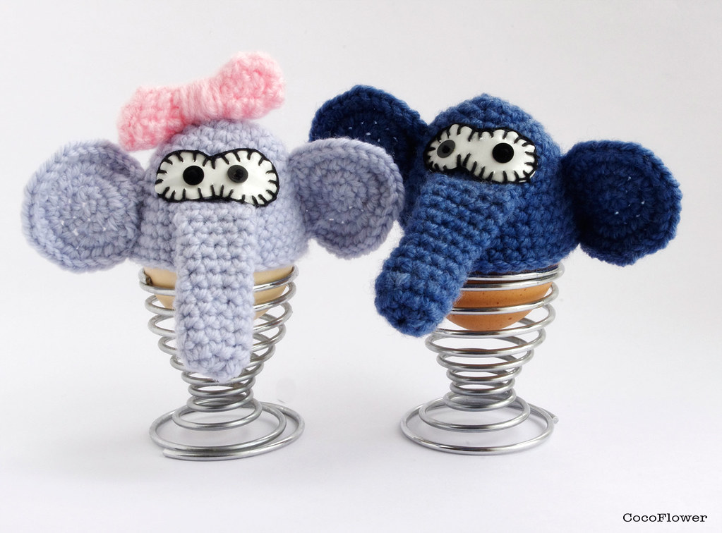 Amigurumi Egg Cozy : The Worlds Best Photos of amigurumi and kawai - Flickr ...