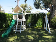IMG_1252 (Swing Set Solutions) Tags: set play swings vinyl slide structure swing solutions playset polyvinyl