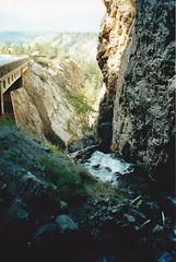 ** Radium Hot Springs (B-C) ** -8 (Impatience_1) Tags: rockies scanned rocheuses impatience canadianrockies mfcc kootenaynationalpark numrise rockiesmountains montagnesrocheuses rocheusescanadiennes