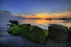Serene at Sunrise Beach (Pandu Adnyana Photography Tour) Tags: bali beach sunrise indonesia landscape photography boat tour wave guide breaker sanur matahari terbit baliphotography balitravelphotography baliphotographytour baliphotographyguide