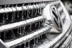 frostiger Wstennomade (-BigM-) Tags: winter ice vw photography nikon frost fotografie eis touareg bigm d5000