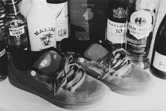 Booze_and_Shoes (old_skool_paul) Tags: life christmas new urban love beer beautiful fashion drunk composition port wow real 50mm living amazing still globe nikon shoes artist photographer martin drink mark flash dream drinking reserve cider skaters fresh malibu sneakers diamond professional odd future only skateboard reality booze vodka nights vans rum hip hop bacardi cocktails remy limited edition magical crepes share supreme bantam skateboarders morgans spiced appleyard skateboardng nfts strobist tumblr