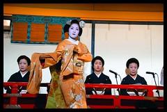 Kyo-Odori (maiko.gallery) Tags: japan kyoto maiko geiko geisha kimono gion miyagawacho hanamachi konomi kabukai kyoodori kimiha