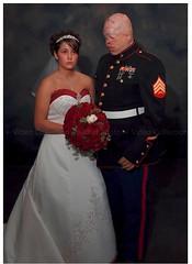 420552_221167561311923_100333683395312_441496_1488579352_n (Teutloff Museum - The Face of Freedom ) Tags: wedding face museum photography freedom marine fotografie exhibition nina berman teutloff