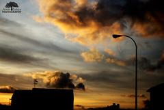 (www.jesusroblesfotografo.com) Tags: atardecer nikon farola paisaje amanecer cielo nubes antena silueta naranja anochecer jessroblesphotography