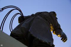 Monumento ao laador // 06 (Ricardo Bess) Tags: statue porto alegre esttua gacho monumet laador moumento