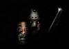 ... Fear!!!,     ... Miedo!!! (oroyplata.) Tags: luz leather fear help grito brilliant miedo brillante filo oscuridad cuero ayuda espasa