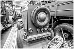 _MTA5693.jpg (Moyse911) Tags: auto usa truck army photo amazing factory fuji tank sam jeep image military picture camion american militaire fou insolite vieux armee oncle urbex amricain hangars xt1 ancetre onclesamurbexauto