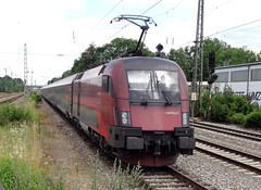 OBB 1116-217 Railjet (rommelbouwer) Tags: óbb 1116217 railjet taurus