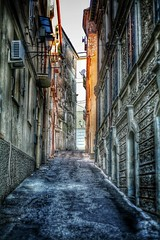 In the heart of the city  (alessandrociacci1) Tags: alley italia calabria catanzaro