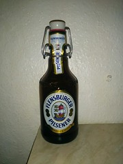 Flensburger Pilsener (DarloRich2009) Tags: flensburger pilsener flensburgerpilsener flensburgerbrauereiemilpetersen brewery beer ale camra campaignforrealale realale bitter hand pull