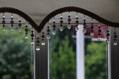 Curtains (marinela 2008) Tags: window curtains crystals konak room tourist istanbul turkey