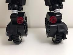 Accel_Brake/Rear Lights (SpaceCalamari) Tags: bionicle lego