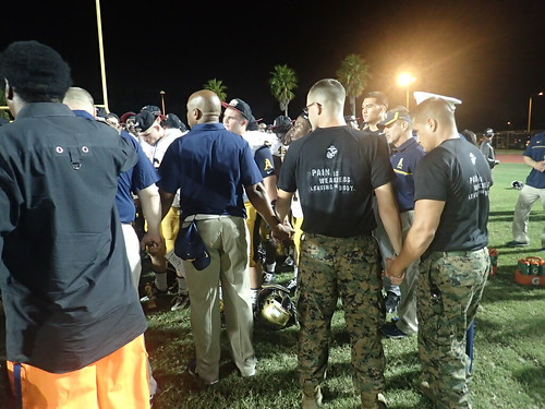 """Miramar vs St. Thomas Aquinas Sept 2, 2016 • <a style=""""font-size:0.8em;"""" href=""""http://www.flickr.com/photos/134567481@N04/28793961434/"""" target=""""_blank"""">View on Flickr</a>"""