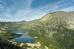 Dolina Piciu Staww Polskich z niebieskiego szlaku prowadzcego do Morskiego Oka (czargor) Tags: outdoor inthemountain mountians landscape nature tatry mountaint igerspoland