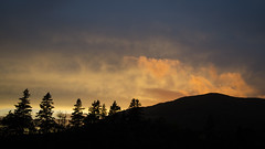 Fiery Ridge DSL9032 (iloleo) Tags: landscape mabou sunset silhouette trees mabouhighlands clouds sky novascotia scenic nikond7000 summer nature