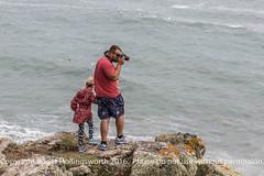 Dumb Parents! (doublejeopardy) Tags: mist thelizard gale cornwall places sea lizard england unitedkingdom gb