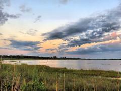 Western sky before sunrise HDR 20160821 (Kenneth Cole Schneider) Tags: florida miramar westbrowardwca