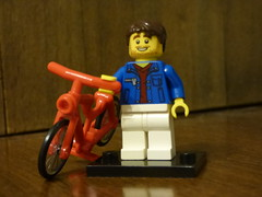 Brick Yourself Figure - Rider