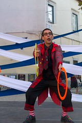 Lisbon Busking Festival (chapeus na rua) (miza monteiro) Tags: lisbonbuskingfestival lisbon lisboa malabarismo chapeusderua artistas artistasderua